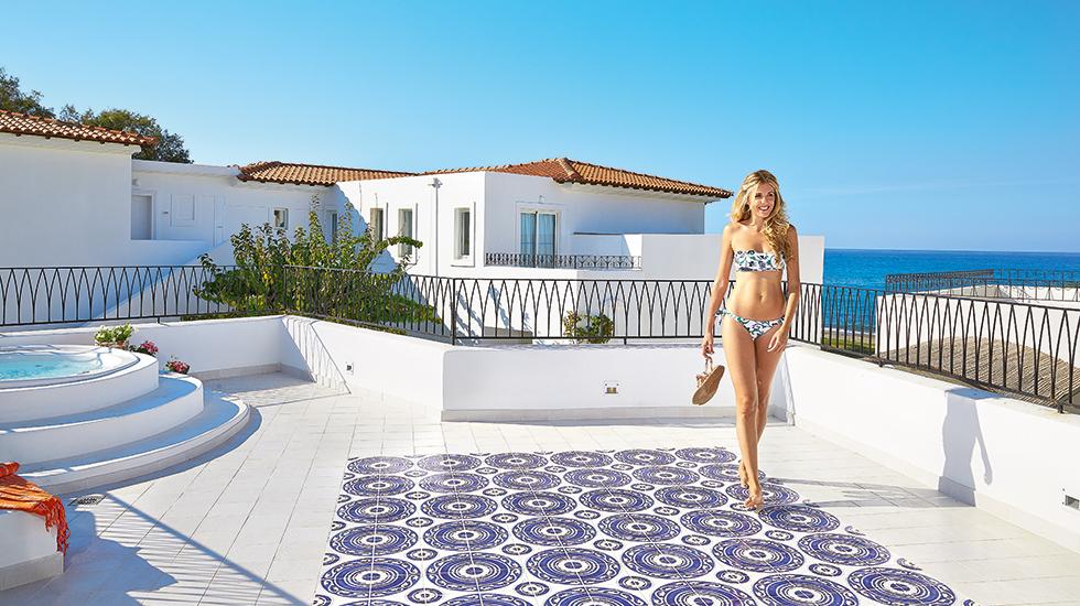Crete Luxury Villas on the beach