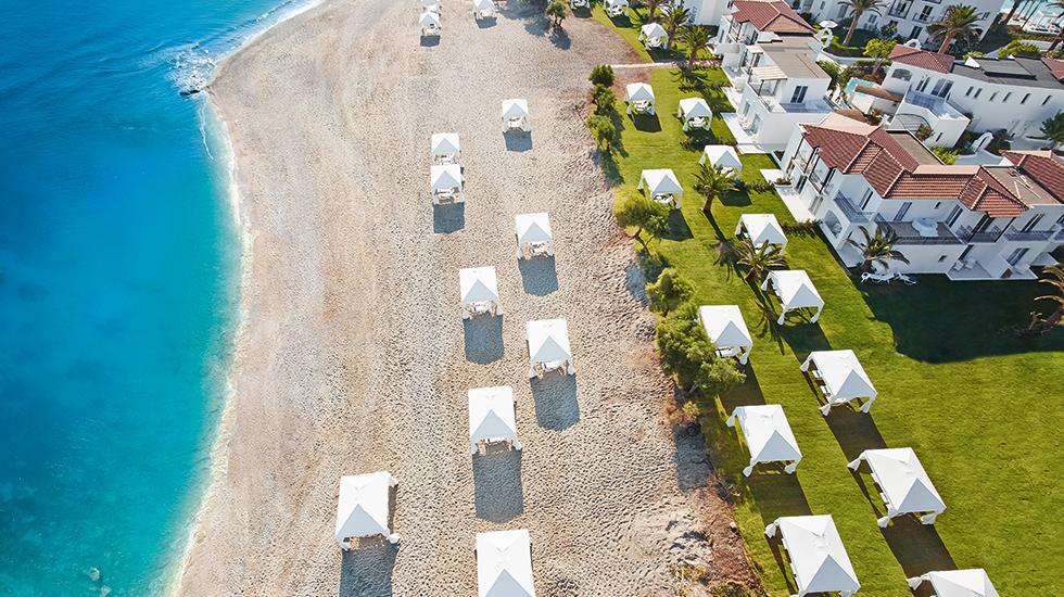 Luxury Beachfront Villas Caramel Hotel