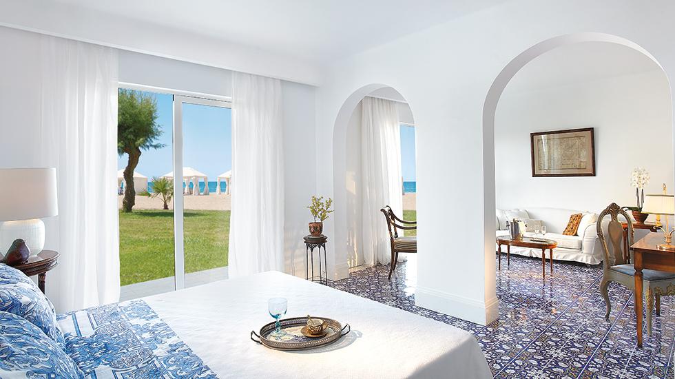 Two Bedroom Beach Villa rethymno crete