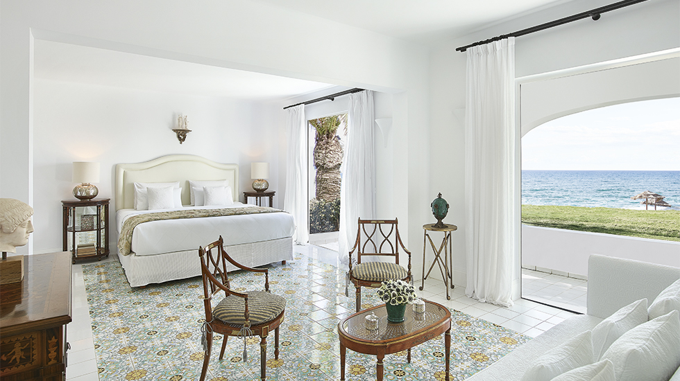 4 Bedroom Family Villa Crete Greece