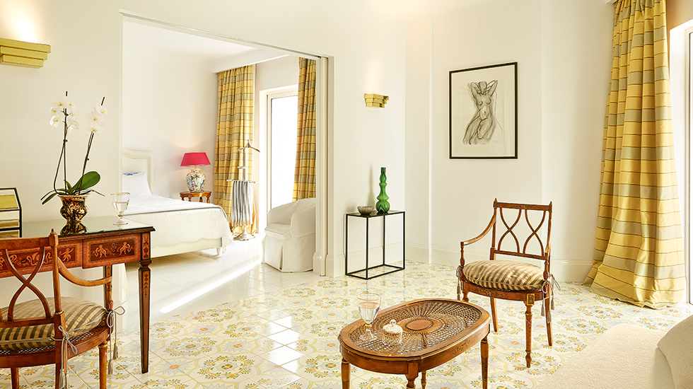 Luxury Family Suite Crete Greece