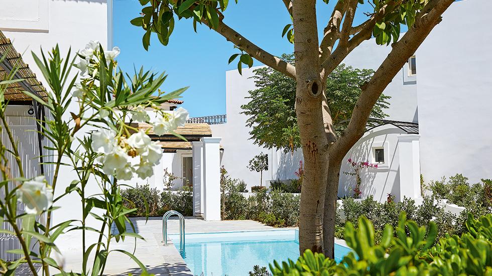 Luxury Hotel Accommodation Crete