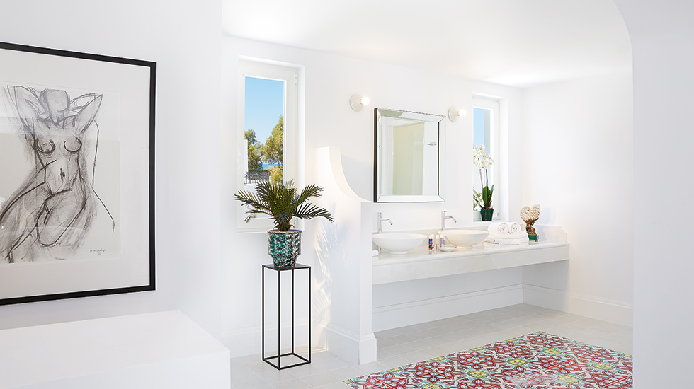 3 bedroom luxury villa Crete