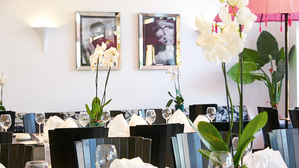 Mediterranean Restaurant Rethymno Caramel Hotel