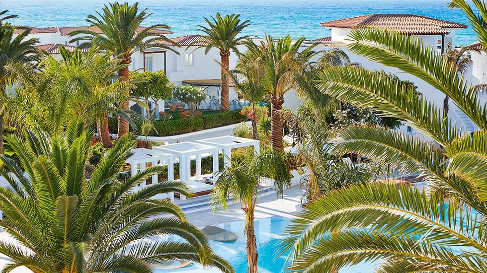 Luxury Hotel Crete Rethymno