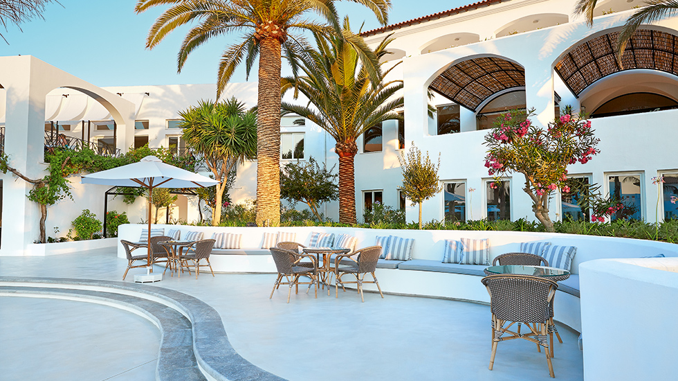 Crete 5 star Resort in Rethymno