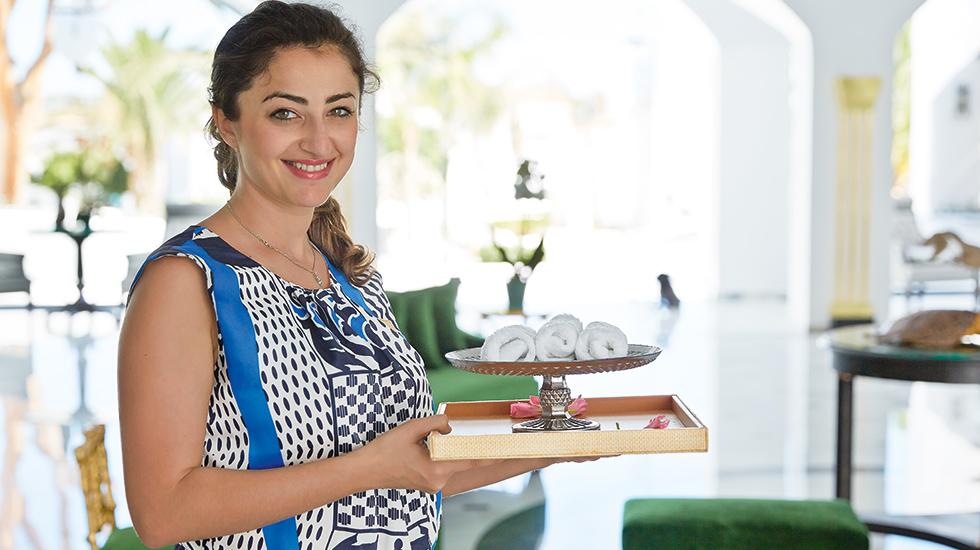 Exclusive Service Cretan Hospitality