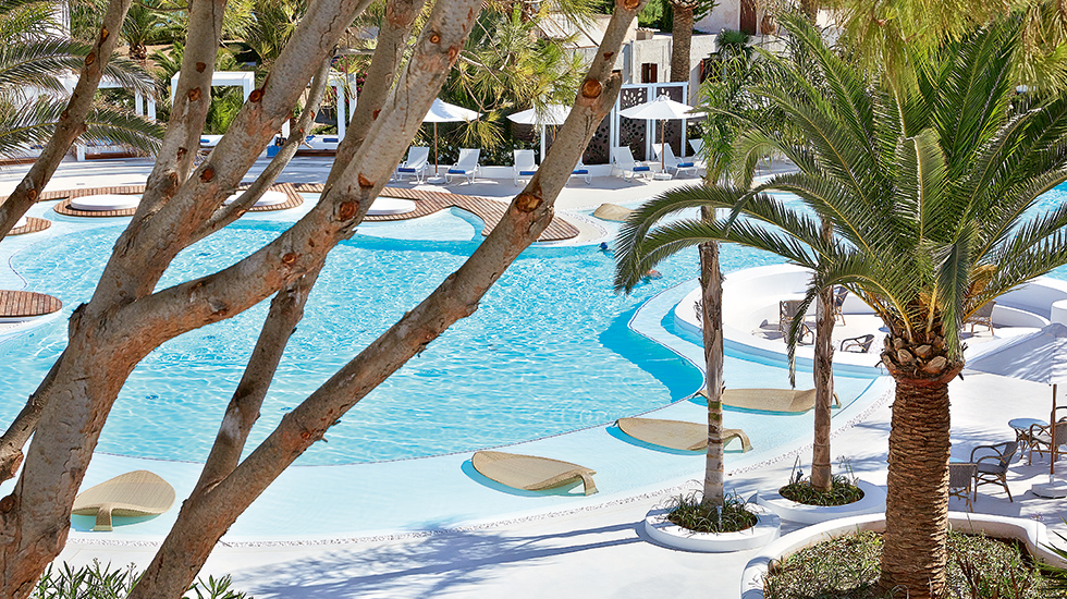 Hotel with Exotic Pool in Crete Caramel Boutique Resort