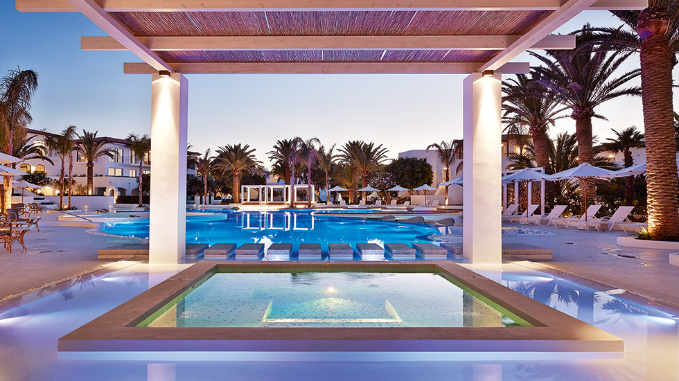 Resort photos grecotel caramel boutique resort for Design boutique hotel kreta