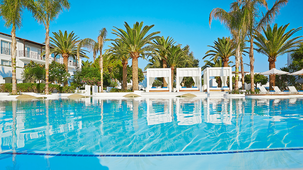 Luxury Beach Resort Crete Caramel
