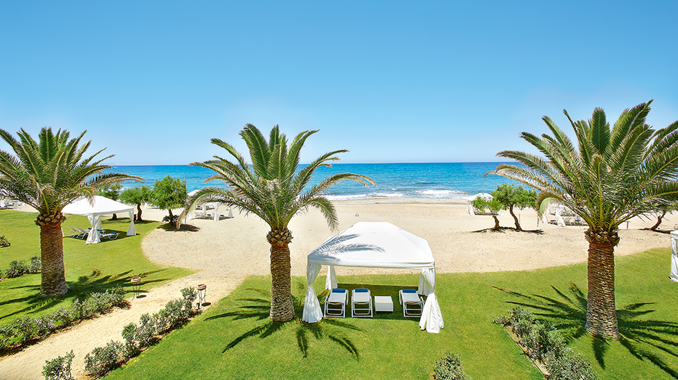 Luxury Resort Crete Caramel hotel