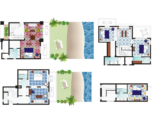 3-Bedroom-Luxury-Villa-with-Direct-Access-To-The-Beach-floorplan