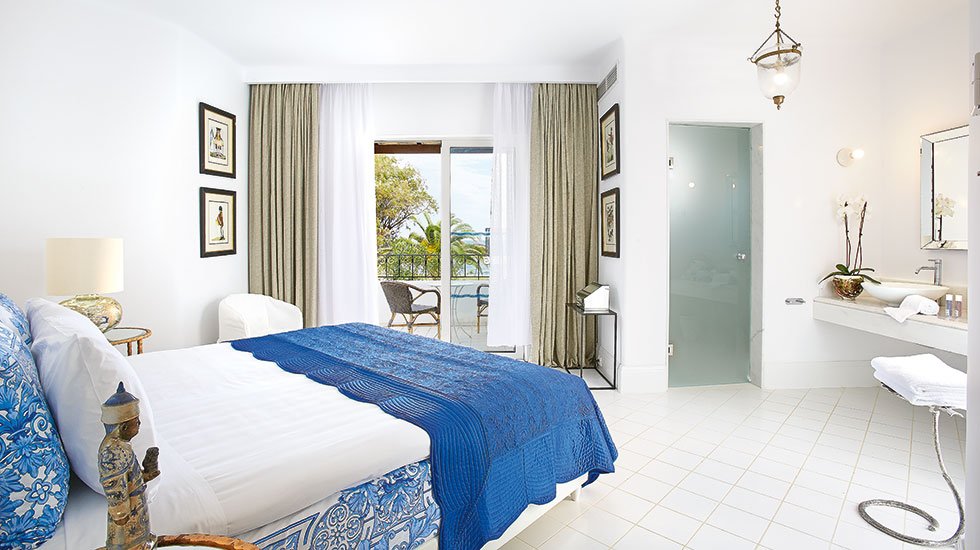 bedroom luxury villas in crete caramel boutique resort