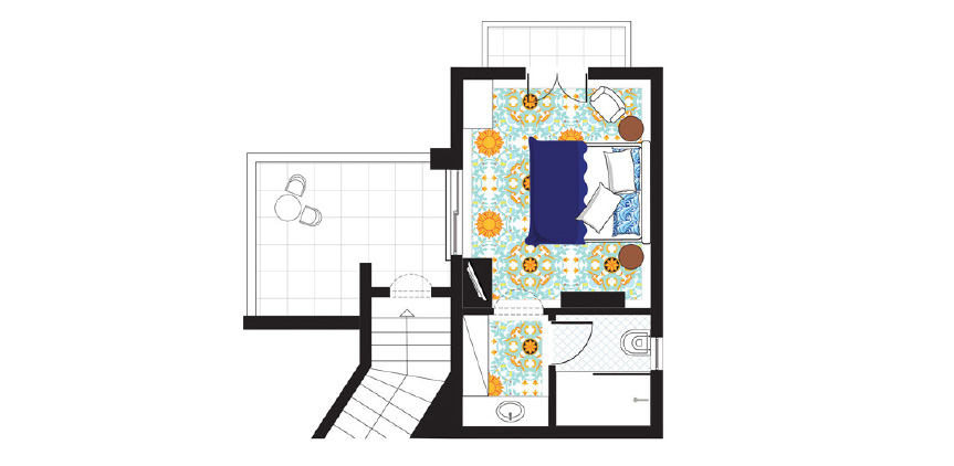 Bungalow-Sea-View-Floorplan