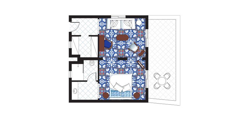 Open-Plan-Bungalow-Suite-Floorplan