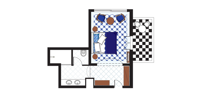 Caramel-Junior-Suite-Floorplan