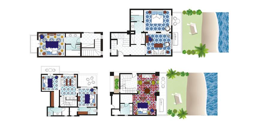 3-Bedroom-Luxury-Villa-with-Direct Access-to-the-Beach-Floorplan
